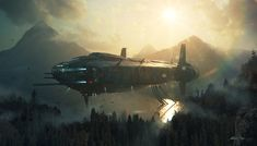 ArtStation - The Whale /// Cargo Ship, GUS MENDONCA