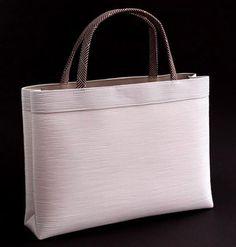 【和装バッグ】A4a4手提げバッグバイカラー桜色×灰桜「日本製」和装用着物バッグ正絹トートバッグサブバッグシルクガード付き正絹組紐