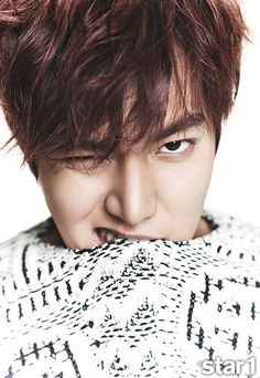 Lee Min Ho's interview in Star 1 : Lee Min Ho wants to show you sides of him you've never seen Kim Bum, Kim Joon, City Hunter, Korean Star, Korean Men, Asian Actors, Korean Actors, Foto Lee Min Ho, F4 Boys Over Flowers