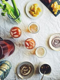 Bloody Mary Bar How-To