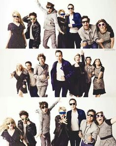 TBBT the whole dreamteam.... ♡