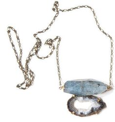 Mineralogy Brazilian Necklace on shopstyle.com