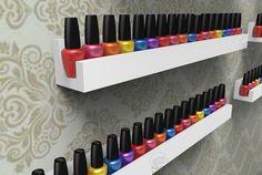 Expositor Organizador Esmaltes Manicure