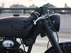 Cafe Racer Pasión — Honda CB350 Cafe Racer Fox edition by Cognito Moto...