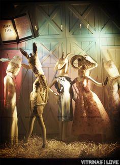 Bergdorf  Goodman  -  Feb.  2013  - NY via  Vitrinas I Love