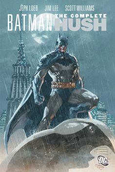 Batman - Hush, one of the essential stories of modern Batman comics.