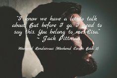 Jack Pittman - Teaser