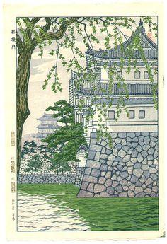 Kasamatsu Shiro: Kikyo-mon Gate