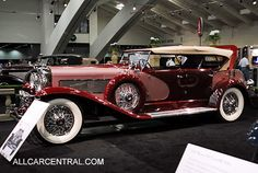 Pierce Arrow- one of the most  luxurious and prestigious cars in the world at its time (made in Buffalo NY)