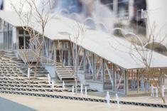 japan-architects.com: 山﨑健太郎 展「今、建築にできること。」レポート