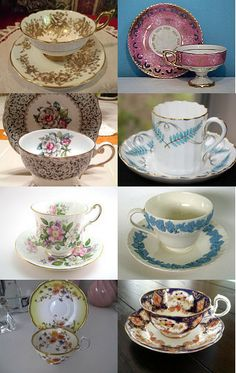 A Cup of Tea for YOU and ME!  by Kimberley Greeno on Etsy--Pinned with TreasuryPin.com