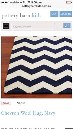 Getting This For The Nursery Can T Wait Pinterest Wool Rug And Chevron Rugs