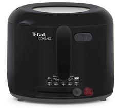 T-Fal 1.6L Compact Deep Fryer 1200W Thermostat Safety Feature Bar Kitchen Dining #Tefal>>Price:US $39.97