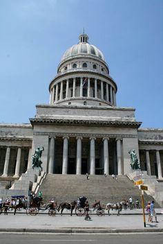 El Capitolio - Habana, Cuba