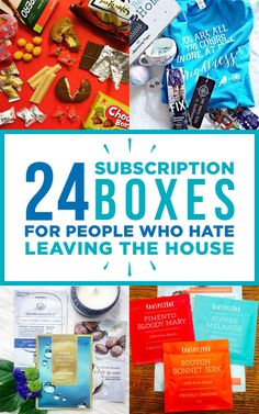 24 Subscription Boxes For People Who Hate Leaving The House #timbeta #sdv #betaajudabeta