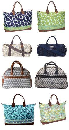 Duffel Bags / Weekender Bags / Travel Bags