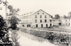 Robson Leather Tannery, from the Oshawa Community Archives