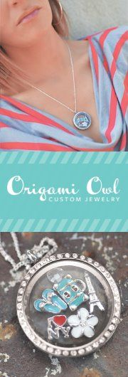Origami Owl <3