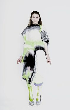 Anita Hirlekar: BA Graduate Collection - Thisispaper Magazine