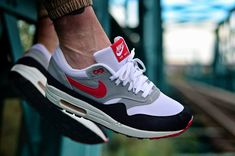 Nike Air Max 1 'Chili' (by roberayo)