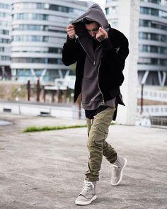 Fashion fades, only style remains the same. - Jacket @minimalparis Hoodie @smjstyle.shop Tee @favelaclothing Pants @minimalparis #smjstyle #streetstyle Snapchat SergiuJurca ✔️