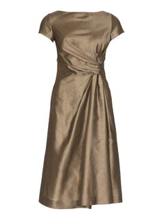Wish I had time to make this right now...Metallic dress.