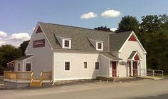 Our office at 16 Village St. Insurance Agency, This Is Us, Shed, Outdoor Structures, Home, Ad Home, Homes, Haus, Barns