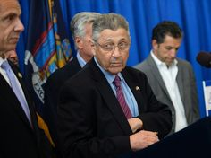 New York Assembly Speaker ARRESTED