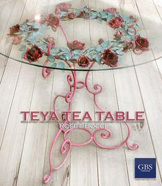 Teya Tea Table