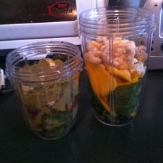 I am loving my #nutribullet! Made breakfast & lunch this morning with it! #nutriblast
