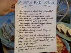 Mexican food facts all Mexicans agree with. Your good deed of the day? Show non-Mexicans this hilarious but true photo. Mexican Food Facts, Mexican Jokes, Real Mexican Food, Mexican Food Recipes, Mexican Dishes, Mexican Problems, Nutritional Cleansing, Word Of The Day, True Facts