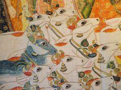Krishna as a Goatherd