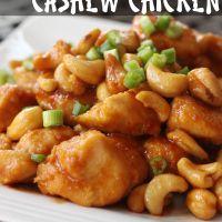 Crock Pot Cashew Chicken | What2Cook