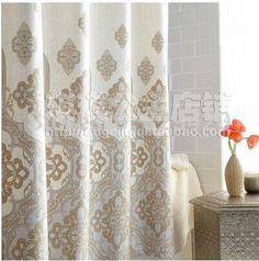 Shop Popular Luxury Bathroom Curtains from China | Aliexpress