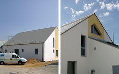 Wärmedämmung beim Wohnhaus durch den Malerfachbetrieb Griek in Aldenhoven (52457) | Maler.org