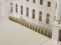 Gallery of Refurbishment of the Pavilion Dufour Château De Versailles / Dominique Perrault Architecte - 22