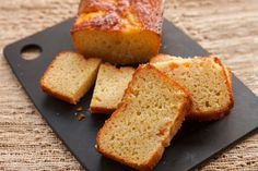 Mediterranean Yogurt Cake with orange and olive oil. This a citrusy version of the very plain cake made in French homes has subtle flavor, firm texture, and minimum sweetness. | WaPo recipes