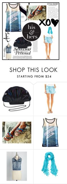"""Ashton's outfit"" by andrewgedelian ❤ liked on Polyvore featuring Iron Fist and Lilly Pulitzer"