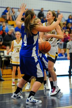 Notre Dame Girls Basketball v. Minersville Game
