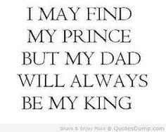 Always a daddy's girl :)