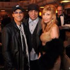 Jimmy Iovine/ Little Steven and his wife