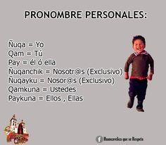 Aprender quechua como un buen Huancavelicano.