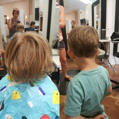 Transformation on a 3 year old!