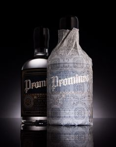 Promineo Whiskey — The Dieline - Package Design Resource