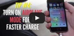 8 smarte tips for å holde mobilen igang lenger