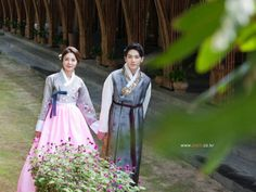 한복 Hanbok : Korean traditional clothes[dress] #ModernHanbok #Wedding #Hanbok #한복
