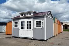 Ranch Sheds | Leonard Buildings & Truck Accessories