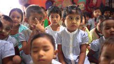 Los niños de Birmania necesitan tu ayuda