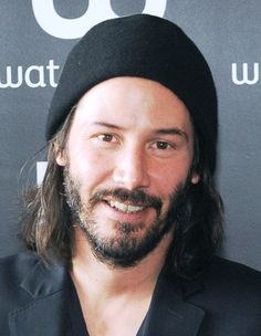 Keanu Reeves promotes Ode To Happiness Keanu Reeves John Wick, Keanu Reeves Family, Keanu Reeves Life, Keanu Charles Reeves, Ode To Happiness, Keano Reeves, Film Man, Smile Face, Male Beauty