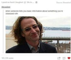 Do not try to impress me with Sherlock or Doctor Who facts. You will lose that war.